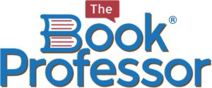 Book Professor logo freelance writing client